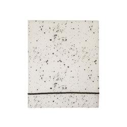 Mies & Co wieglaken Galaxy offwhite sheet wit met sterren